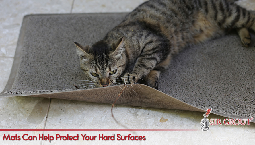 Mats Can Help Protect Your Hard Surfaces